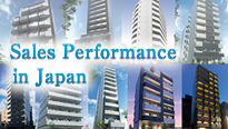Sales Performance Japan
